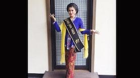 Mahasiswi Teknik ITS Surabaya, Perwakilan Indonesia dalam Ajang Miss Global International di Amerika Serikat