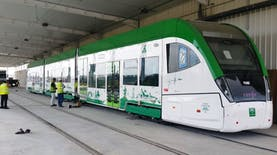 Akhirnya, Pemasangan Rel Trem Surabaya Segera Dimulai