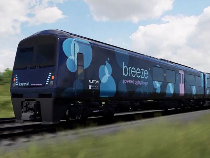 Bersiap Menyambut Kereta Hidrogen di Indonesia, Pertama di Asia