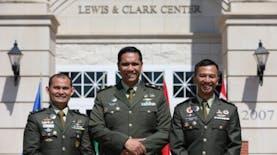 Mayor Inf Alzaki, Perwira Indonesia Pertama yang Raih Penghargaan US Army