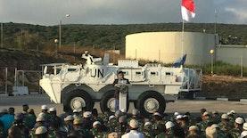 Potret Lebaran Prajurit TNI di Penjuru Dunia