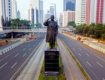 Enam Kota Tempat Berdirinya Patung Jenderal Sudirman
