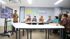 UI Bersama Tokopedia Resmi Luncurkan AI Center