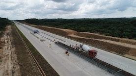 Terowongan untuk Hewan di Jalan Tol Samarinda-Balikpapan
