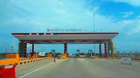 Telah Diresmikan, Inilah Tol Pertama di Sumatera Selatan