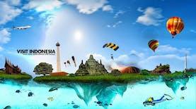 Indonesia Tourism Outlook untuk Optimisme Target Wisman dan Pariwisata 2019