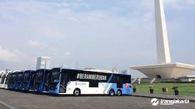 Ciptakan Moda Transportasi yang Aman, Transjakarta Sediakan 300 Bus Bagi Penyandang Disabilitas