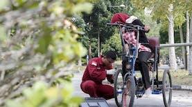 Tricycle Bike, Sepeda Listrik Untuk Penyandang Disabilitas