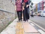 Gambar sampul Aplikasi Karya Bandung, Solusi Panduan Jalan Bagi Tunanetra