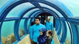 Pulau Putri Wisata Yang Memiliki Wahana Bawah Laut