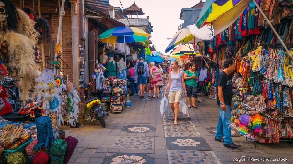 6 Tempat Wisata Belanja Favorit Di Bali Good News From