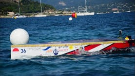 Berkat Kapal Datar, Mahasiswa UI Juara Hydrocontest 2018 di Perancis