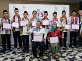 Dari 26 Negara, Tim Pelajar Indonesia Meraih Tempat Terbaik Ketiga di Olimpiade IPTEK Internasional