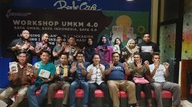 Edukasi 4.0 Bantu Milenial & UMKM Go Digital di Era Industri 4.0