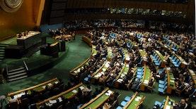 Baru Beberapa Hari, Ini Tugas Pertama Indonesia sebagai Dewan Keamanan Tidak Tetap PBB