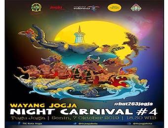 Wayang Kapi-kapi Tema HUT Yogyakarta Ke-623