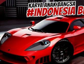 Mengintip Deretan 5 Mobil Sport Karya Anak Bangsa, Cek Yuk!
