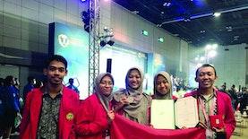 Lagi, Mahasiswa Indonesia Toreh Prestasi di Negeri Gajah Putih