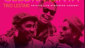 Konser Musik #DiRumahAja: Solidaritas Trio Lestari Lawan Corona