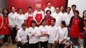 Untuk Kali Pertama Kuliner Indonesia Serbu Frankfurt Book Fair 2015
