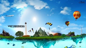 Terus Naik, Daya Saing Pariwisata Indonesia Peringkat 30 Dunia!