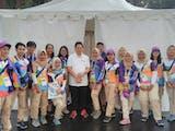 Gambar sampul Asian Para Games: Belajar Dari 8000 Sukarelawan