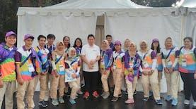 Asian Para Games: Belajar Dari 8000 Sukarelawan