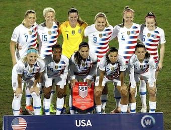 Piala Dunia Wanita Disiarkan di Indonesia!
