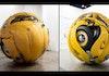 VW Kodok Berbentuk Bola yang Dikagumi Dunia