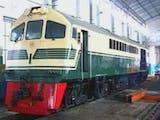 Wajah Lokomotif Diesel Pertama di Indonesia