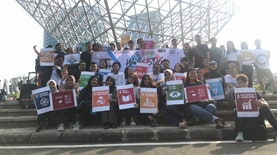 AIESEC Gelar Parade Pemuda Terbesar di Indonesia