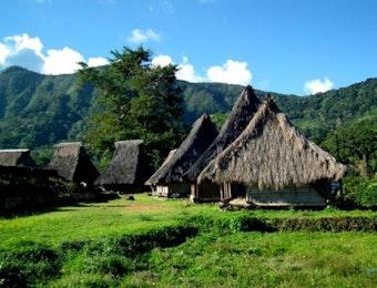 Kampung Adat Ini Berusia 800 Tahun