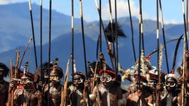 Le Wuni, Sendu Duka Syair Wamena
