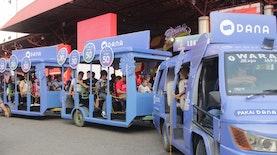 Wara-Wiri, Kendaraan Ikonik Jakarta Fair 2019