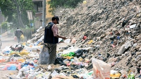Lewat Kerjasama 5 Negara Sampah-Sampah Di Indonesia Bakal Diolah Jadi Aspal Dan Listrik