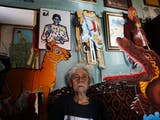 Gambar sampul Wayang Kancil, Karya Seni Nusantara yang Tenar di Negeri Orang