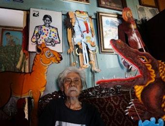 Wayang Kancil, Karya Seni Nusantara yang Tenar di Negeri Orang