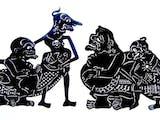 Gambar sampul Menyelami Makna Filosofis Tokoh Pewayangan Jawa, Punakawan