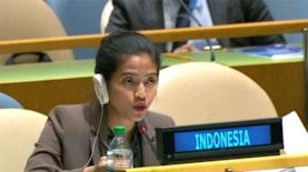 Nara Rakhmatia dan Jalan Terang Masa Depan Diplomasi Indonesia