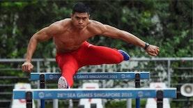 Rio Maholtra, Anggota Paspampres yang Akan Harumkan Nama Indonesia di Asian Games 2018