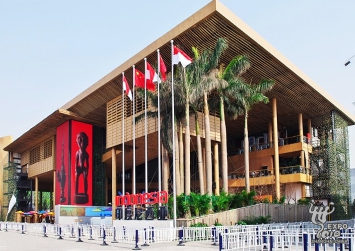 What Do You Know About Indonesia Pavilion In Shanghai's Expo World 2010?