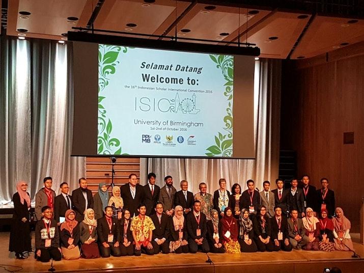 ISIC: Mencari Solusi Pembangunan Berkelanjutan Indonesia di Birmingham, Inggris