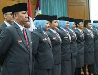 28 Duta Muda Indonesia untuk SSEAYP Resmi Dikukuhkan