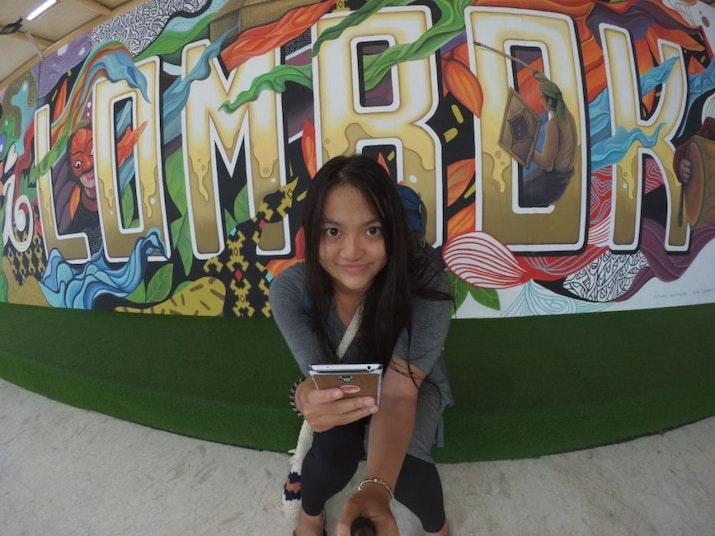 Lombok : Penduduk & Alamnya. Awesome!