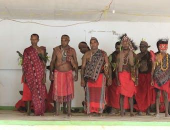 Adat Perkawinan Suku Moi Asli di Sayosa
