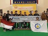 Tim Robotik ITS Kembali Harumkan Nama Indonesia Di Kancah Internasional