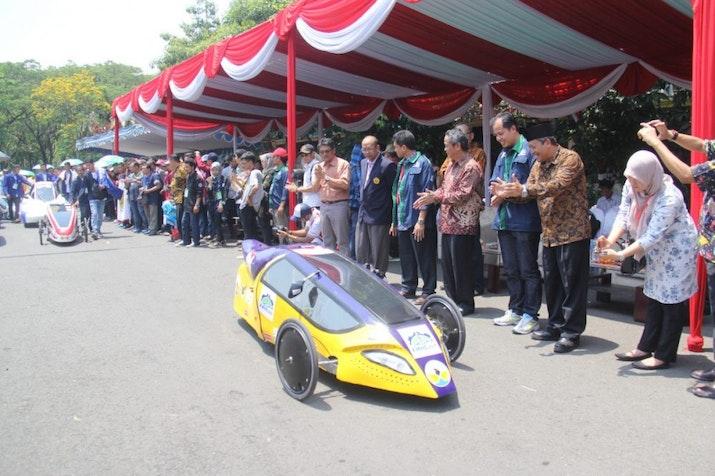 Kontes Mobil Hemat Energi 2017, Ajang Bergengsi Nasional Bagi Mahasiswa Pecinta Otomotif