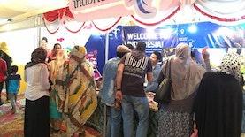 Kemeriahan Festival dan Pameran Persahabatan Bangsa-Bangsa di Khartoum