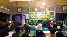 Mahasiswa KKM UNDAR Serahkan Aplikasi SIMASY Untuk Desa Kebonagung