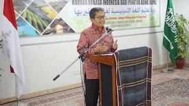 Teriakan BAHASA INDONESIA, BAHASAKU! INDONESIA ADALAH KELUARGAKU! Lantang Terdengar di Jeddah